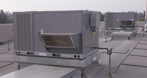 Packaged Rooftop Equipment in Ontario